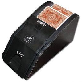 Zásobník na karty s míchačkou 2+1