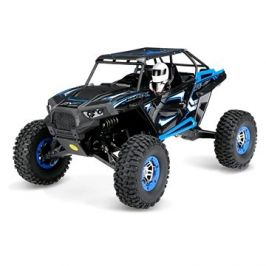 MonsterTronic Polaris RZR across north pole