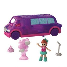 Polly Pocket Vozidlo Party limo viree en limousine