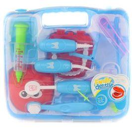 Sada zubař v kufříku