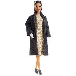 Barbie Světoznámé ženy - Rosa Parks