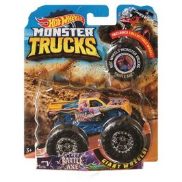 Hot Wheels Monster trucks kaskadérské kousky