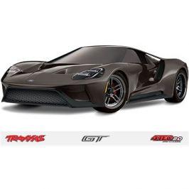 Traxxas Ford GT 1:10 TQi RTR černý