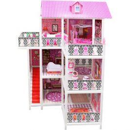 Domeček pro panenky třípatrový