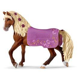Schleich 42468 Hřebec Paso Fino - koňská šou