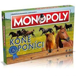 Monopoly Koně a poníci