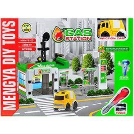 Benzínová stanice