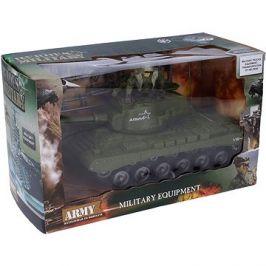 Wiky tank s vojákem a doplňky