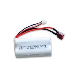 Baterie Li-Ion 7,4V/1500 mAh T-Dean pro auta 1:12 22402,22406, MT2046, MT2036, S12429, a další model
