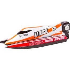 Invento Mini Race Boat katamaran