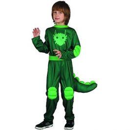 Šaty na karneval - krokodýl M