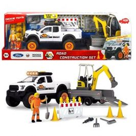 Dickie Road Construction Set