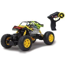 Jamara Hillriser Crawler - žlutý