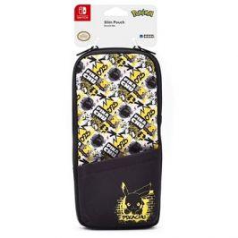 Hori Slim Pouch - Pikachu - Nintendo Switch