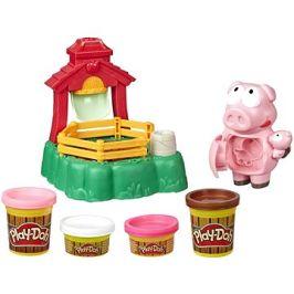 Play-Doh Animal Crew Prasečí rodinka