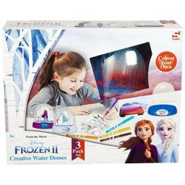 Frozen 2  Sada na výrobu těžítek