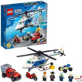 LEGO City Police 60243 Pronásledování s policejní helikoptérou