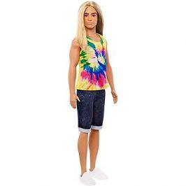Barbie Model Ken s dlouhými vlasy
