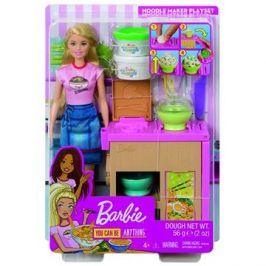 Barbie Panenka a asijská restaurace