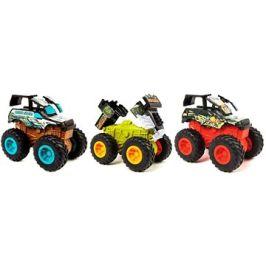 Hot wheels Monster trucks velká srážka