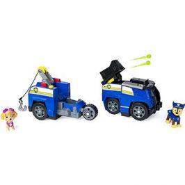Tlapková patrola Dvě záchanná vozidla v jednom Chase