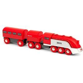 Brio World 33557 Streamline Aerodynamický vlak