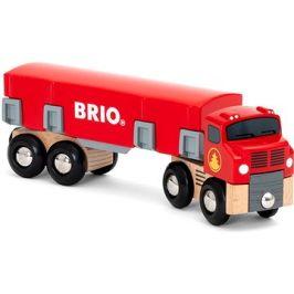 Brio World 33657 Nákladní vůz na dřevo