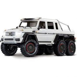 Traxxas TRX-6 Mercedes G 63 6x6 1:10 TQi RTR bílý