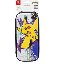 Hori Premium Vault Case - Pikachu - Nintendo Switch