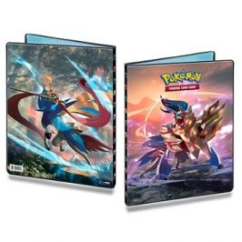 Pokémon: Sword and Shield  - A4 album na 252 karet