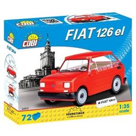 Cobi Polský Fiat 126p