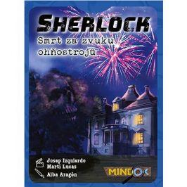Sherlock 2: Smrt za zvuku ohňostrojů