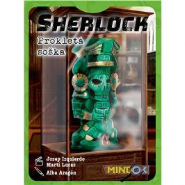 Sherlock 3: Prokletá soška