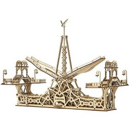 Mr. Playwood 3D Most pro pěší