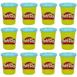 Play-Doh balení 12 ks kelímků modrá
