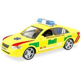 MaDe Ambulance - rychlé osobní vozidlo s CZ IC, 24cm