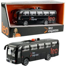 MaDe Autobus Leo express, 5x4x16cm