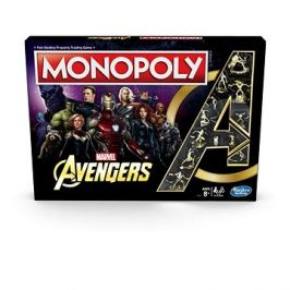 Monopoly Avengers CZ