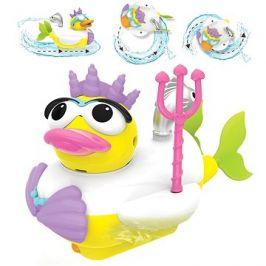 Yookidoo - Kreativní plavací kachna - Mořská panna