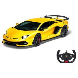 Jamara Lamborghini Aventador SVJ 1:14 yellow 2,4G B