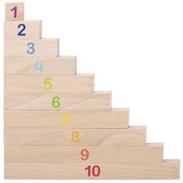 Goki učíme se počítat – destičky, 36 dílů