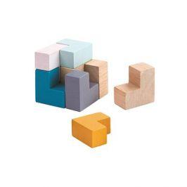PlanToys mini-3D puzzle kostka