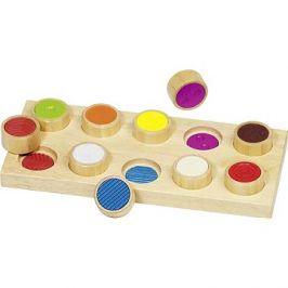 Goki hmatová hra - různé povrchy