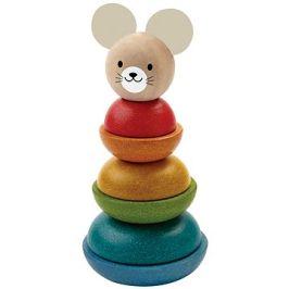 PlanToys stohovací myš