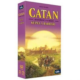 Catan - Kupci a barbaři 5-6 hráčů