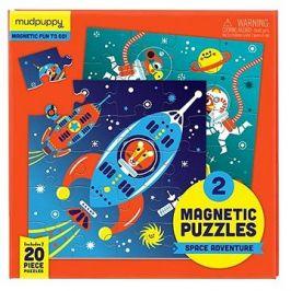Magnetické puzzle - Vesmír