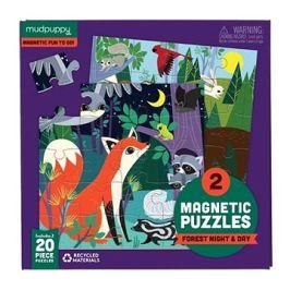 Magnetické puzzle - Les