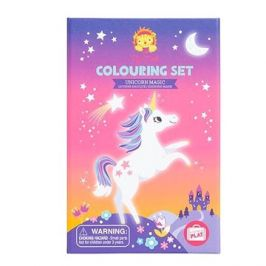 Colouring Sets / Kouzlo jednorožce