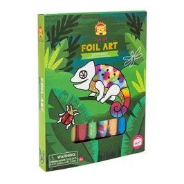 Foil Art / Rainforest