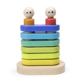 Magnetická plovoucí stohovací hračka TEGU